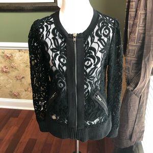 🌹 Free People lace jacket